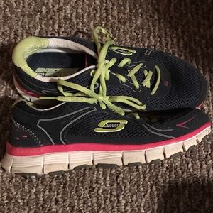 Skechers Sport athletic shoes, size 8.5